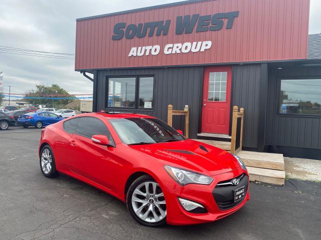 2014 Hyundai Genesis Coupe Premium 2.0T|NAVI|Htd Lthr Seats|Sunroof|Alloys