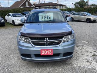 Used 2013 Dodge Journey SE Plus for sale in Hamilton, ON