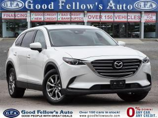 Used 2018 Mazda CX-9 GS-L MODEL, AWD, 7 PASS, LEATHER SEATS, MOONROOF for sale in Toronto, ON