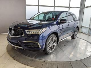 Used 2020 Acura MDX Tech for sale in Edmonton, AB