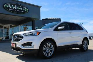 Used 2019 Ford Edge Titanium AWD for sale in Tilbury, ON