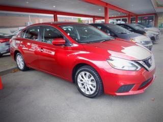 Used 2018 Nissan Sentra SV for sale in Saint John, NB