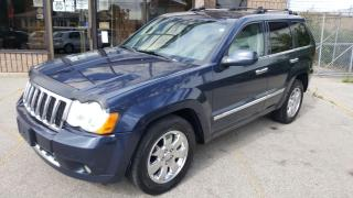 Used 2008 Jeep Grand Cherokee Overland for sale in Etobicoke, ON