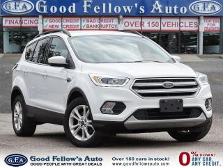 Used 2018 Ford Escape SEL MODEL, AWD, LEATHER SEATS, REARVIEW CAMERA for sale in Toronto, ON