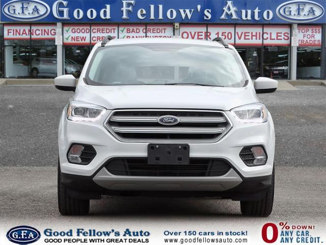 2018 Ford Escape SEL MODEL, AWD, LEATHER SEATS, REARVIEW CAMERA Photo2