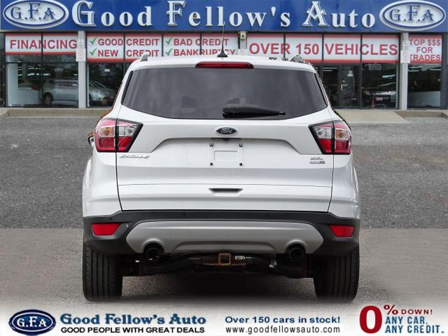 2018 Ford Escape SEL MODEL, AWD, LEATHER SEATS, REARVIEW CAMERA Photo4