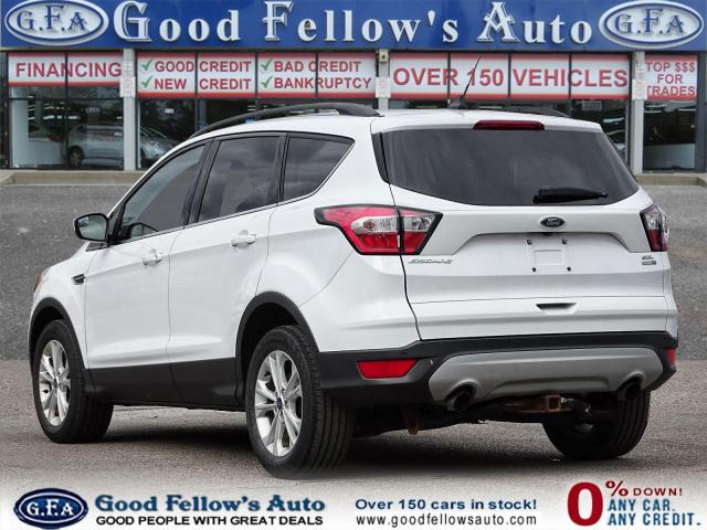 2018 Ford Escape SEL MODEL, AWD, LEATHER SEATS, REARVIEW CAMERA Photo5