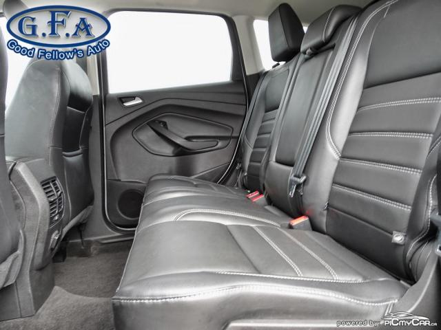 2018 Ford Escape SEL MODEL, AWD, LEATHER SEATS, REARVIEW CAMERA Photo9