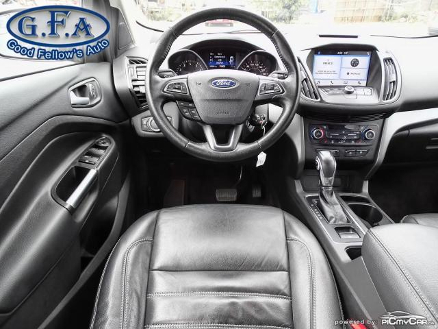 2018 Ford Escape SEL MODEL, AWD, LEATHER SEATS, REARVIEW CAMERA Photo12