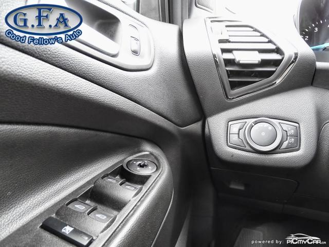 2018 Ford Escape SEL MODEL, AWD, LEATHER SEATS, REARVIEW CAMERA Photo17