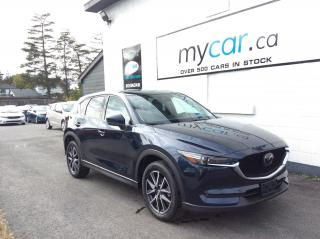 Used 2018 Mazda CX-5 GT LEATHER. SUNROOF, NAV, HEATED SEATS, LOW KM!! for sale in Richmond, ON