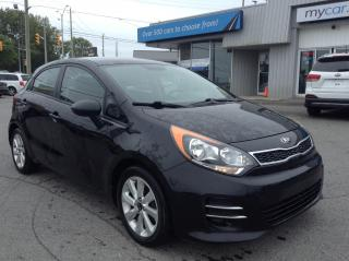 Used 2017 Kia Rio5 EX Special Edition A/C. HEATED SEATS.ALLOYS,POWER GROUP.BLUETOOTH!! for sale in Kingston, ON