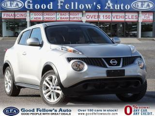 Used 2013 Nissan Juke SV MODEL, AWD, BLUETOOTH, ALLOY for sale in Toronto, ON