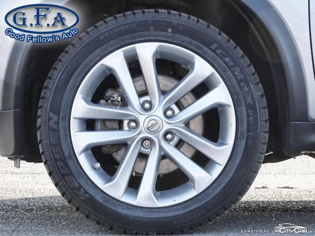 2013 Nissan Juke SV MODEL, AWD, BLUETOOTH, ALLOY Photo6