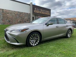 Used 2019 Lexus ES ES 350 ULTRA LUXURY NAVI HUD BSM LKA PANO ROOF for sale in North York, ON