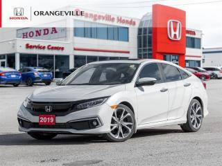 Used 2019 Honda Civic Touring NEW ARRIVAL!! for sale in Orangeville, ON