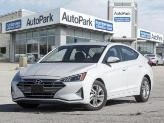 Used 2020 Hyundai Elantra Preferred BACKUP CAM HEATED SEATS BLUETOOTH A/C for sale in Mississauga, ON