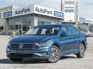 Used 2019 Volkswagen Jetta 1.4 TSI Highline ANDROID AUTO|APPLE CARPLAY|BACKUP CAMERA for sale in Mississauga, ON