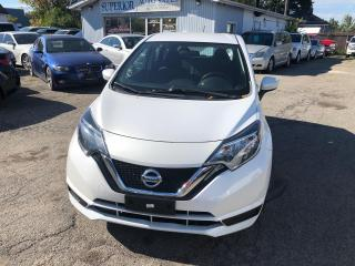 Used 2018 Nissan Versa Note S for sale in St Catharines, ON