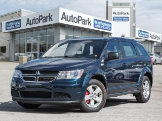 Used 2015 Dodge Journey CVP/SE Plus DUAL CLIMATE CONTROL|POWER OPTIONS|BLUETOOTH for sale in Mississauga, ON