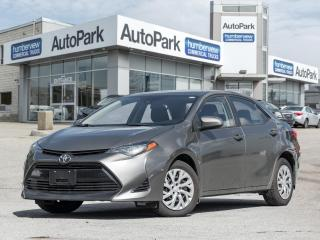 Used 2019 Toyota Corolla LE BACKUP CAM|HEATED SEATS|BLUETOOTH for sale in Mississauga, ON