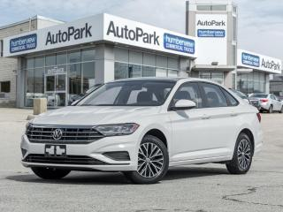 Used 2020 Volkswagen Jetta Highline SUNROOF|LEATHER|BLIND SPOT ALERT for sale in Mississauga, ON