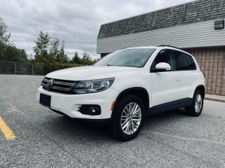 Used 2016 Volkswagen Tiguan COMFORTLINE | NO ACCIDENTS | BACKUP CAM for sale in Barrie, ON