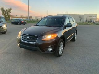 Used 2010 Hyundai Santa Fe Limited AWD  | $0 DOWN - EVERYONE APPROVED!! for sale in Calgary, AB