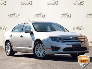 Used 2010 Ford Fusion Hybrid 2.5L | FWD | CVT | A/C | HEATED MIRRORS | POWER WINDOWS | REMOTE KEYLESS | HYBRID for sale in Waterloo, ON