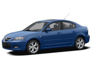 Used 2007 Mazda MAZDA3 GT for sale in Owen Sound, ON