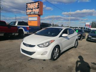 Used 2012 Hyundai Elantra GLS*193KMS*ENGINE NOISY*AS IS SPECIAL for sale in London, ON