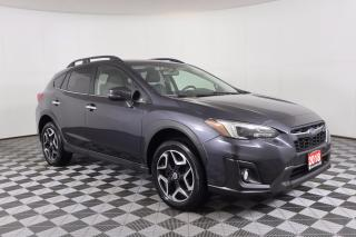 Used 2018 Subaru XV Crosstrek Limited 1 OWNER - NO ACCIDENTS   NAVI   AWD   LEATHER   SUNROOF   RADAR CRUISE   COLLISION MITIGATION for sale in Huntsville, ON