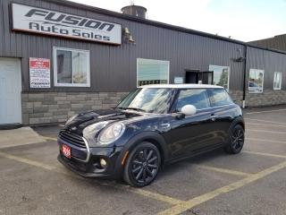 Used 2016 MINI Cooper PWR SUNROOF-HEATED SEATS-BLUETOOTH-LEATHER for sale in Tilbury, ON