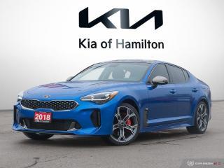 Used 2018 Kia Stinger GT for sale in Hamilton, ON