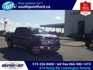 Used 2019 Ford F-150 XLT XTR|4X4|TOW PACKAGE|CRUISE CONTROL for sale in Leamington, ON