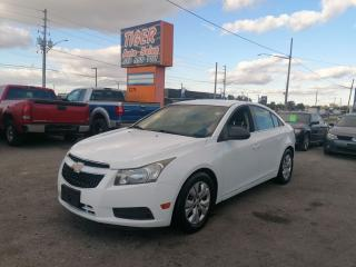 Used 2012 Chevrolet Cruze LS+*AUTO*NO REVERSE*TRANSMISSION ISSUE*AS IS for sale in London, ON