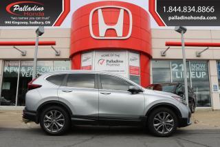 Used 2021 Honda CR-V Sport - HONDA CERTIFIED - RATES STARTING @ 3.69% - for sale in Sudbury, ON