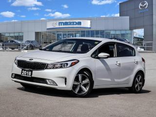 Used 2018 Kia Forte 2.0L LX+ LX *1 OWNER- CLEAN CARFAX* REAR CAMERA, BLUETOOTH for sale in Hamilton, ON