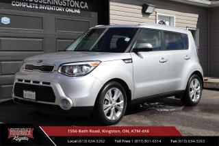 Used 2015 Kia Soul EX+ VERY LOW KM - BACK UP CAM - CLEAN CARFAX for sale in Kingston, ON