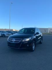 Used 2011 Volkswagen Tiguan Trendline 4 MOTION | $0 DOWN - EVERYONE APPROVED!! for sale in Calgary, AB