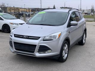 Used 2014 Ford Escape 4WD 4dr SE for sale in Winnipeg, MB