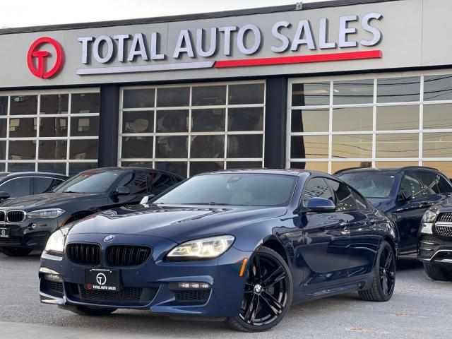 2016 BMW 6 Series //M SPORT   LOADED   NO ACCIDENTS