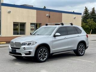 Used 2016 BMW X5 xDrive35d 7Pass/Navigation /Panoramic Sunroof for sale in North York, ON
