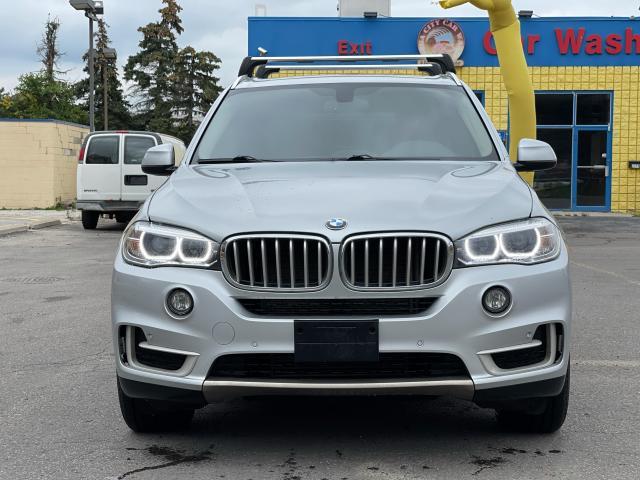 2016 BMW X5 xDrive35d 7Pass/Navigation /Panoramic Sunroof Photo8