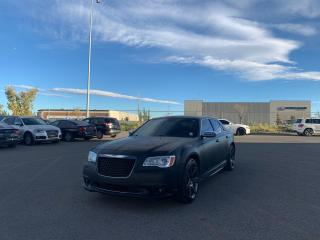 Used 2012 Chrysler 300 LIMITED  | $0 DOWN - EVERYONE APPROVED!! for sale in Calgary, AB