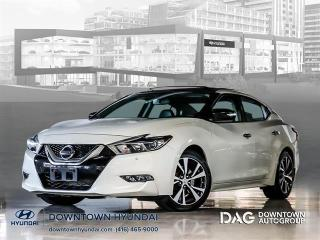Used 2017 Nissan Maxima for sale in Toronto, ON