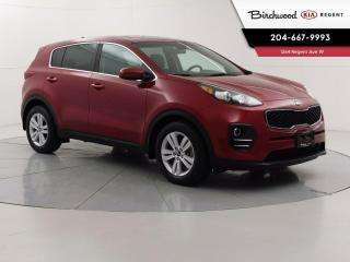 Used 2018 Kia Sportage LX | Accident Free | Locally Owned & Serviced | FWD | Rearview Camera | Heated Seats | Bluetooth | for sale in Winnipeg, MB