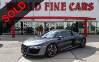 Used 2014 Audi R8 5.2 | 540 HP! | Quattro AWD | CLEAN for sale in Etobicoke, ON