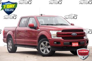 Used 2019 Ford F-150 Lariat 502A   NAVIGATION   20