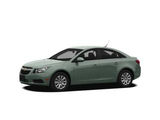 Used 2011 Chevrolet Cruze LT Turbo AS IS Save and do the safety yourself for sale in St Thomas, ON